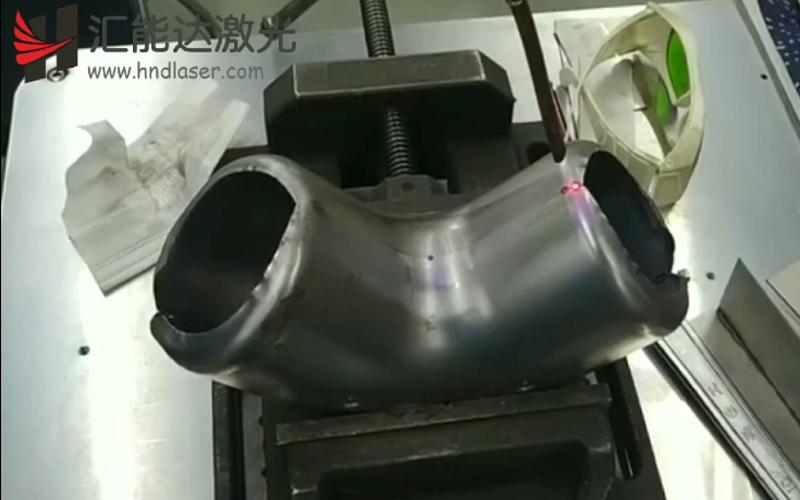 焊接机视频4